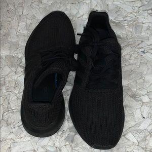 Black Adidas Swift  Run